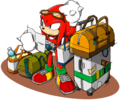 Sonic Channel - Knuckles the Echidna 2013