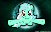 Lyra wallpaper by artist-cloud-twister