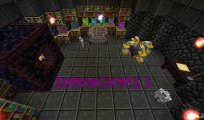 Thaumcraft 3
