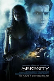 Serenity One Sheet