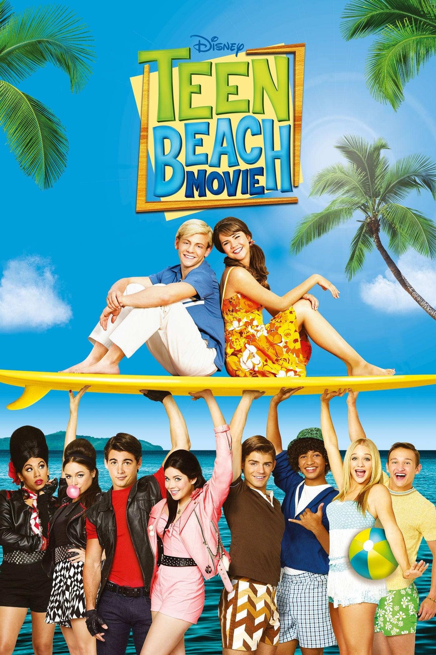 Teen Beach Movie Disney Channel