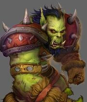 Playable Orcs