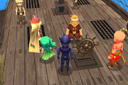 Ship Party FFIV iOS