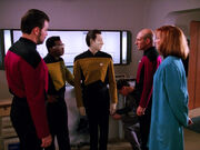 Investigating sickbay