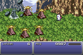 FFVI Dance Rock Slide