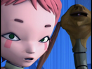 Unchartered Territory Aelita sees a new enemy image 1