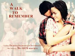 summary of the movie a walk to remember