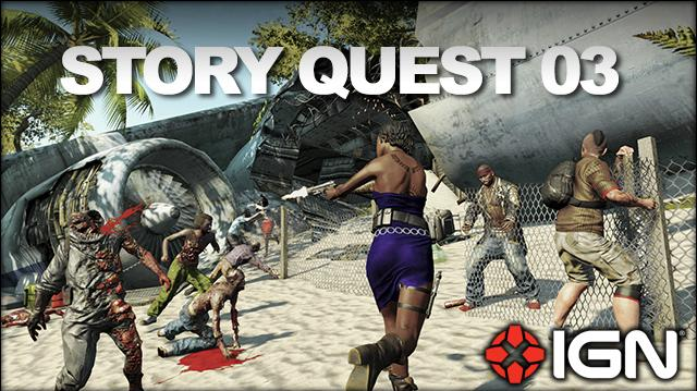 Dead Island Riptide Walkthrough - Main Quest Back to Reality
