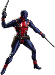 x 23 marvel avengers alliance  Union_Jack-Classi...