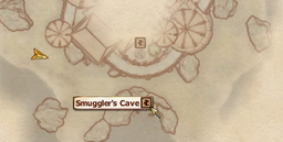 Smuggler's Cave MapLocation