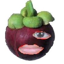 Annoying Orange Mangosteen
