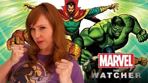 Marvel's The Watcher 2013 - Episode 15 - Thor The Dark World & C2E2