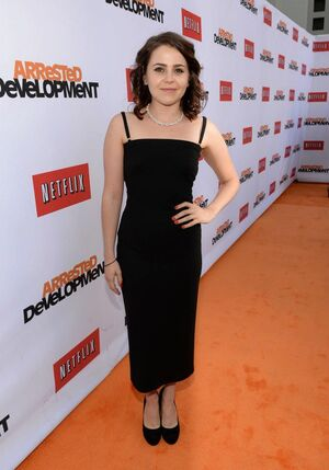 ADNP Mae Whitman