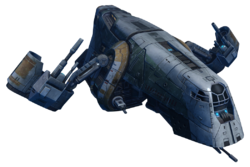 D5 Mantis Patrol Craft