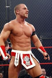 Petey Williams aka The Canadian Destroyer