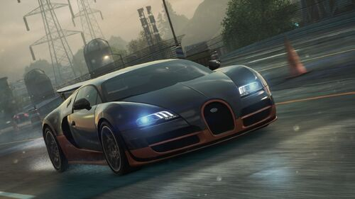 bugatti veyron 16 4 super sport at the need for speed wiki. Black Bedroom Furniture Sets. Home Design Ideas