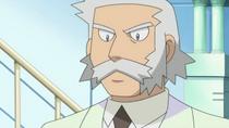 ¡Tu primer Pokémon! 210px-EE10_Profesor_Rowan
