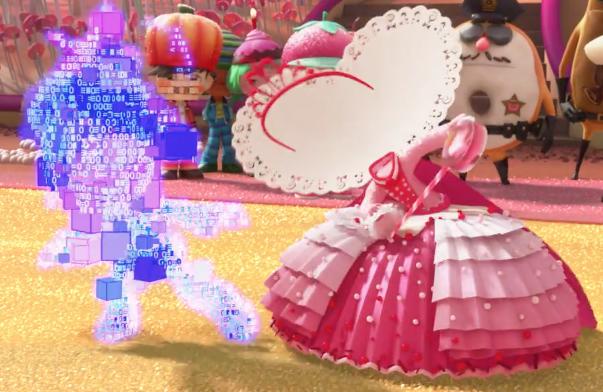 image vanellope dress glitchpng wreckit ralph wiki