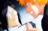 12Ichigo grabs Uryu