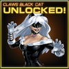 Black Cat Claws Unlocked