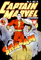 Captain Marvel Adventures Vol 1 4