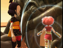 Plagued Aelita enters tower image 1