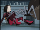 Bragging Rights robot spider attacking Yumi image 1