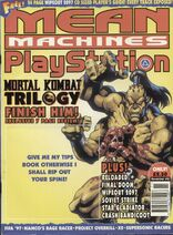 Mean Machines PlayStation Issue 2
