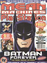 Mean Machines PlayStation Issue 3