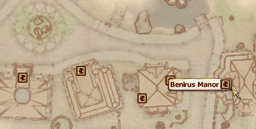 Benirus Manor MapLocation
