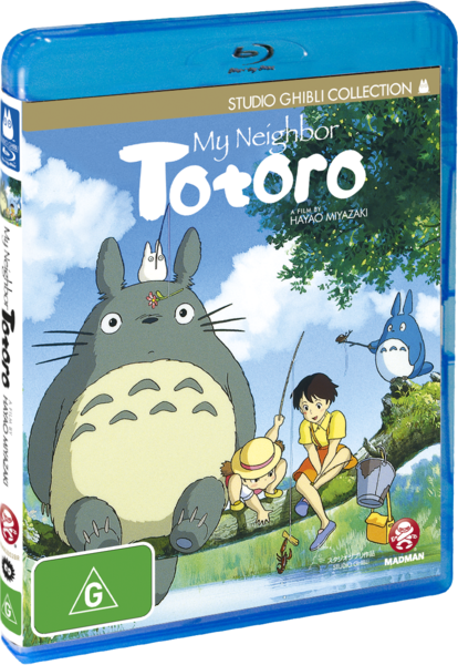 Il mio vicino Totoro (1988) FullHD 1080p DTS JAP AC3 ITA ENG Multi Subs