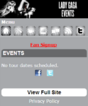 M.LadyGaga.com - Tour