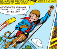 Beppo the Super-Monkey