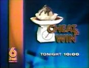 WBRC-TV FOX 6 Cheat & Win promo November 1997