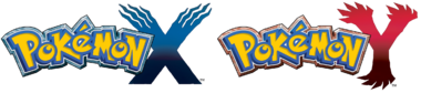 Logo Pokmon X y Pokmon Y