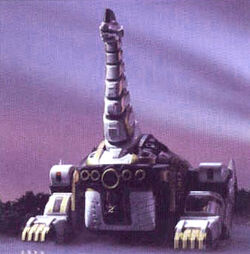 MMPR Titanus