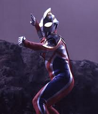 Ultraman G supreme