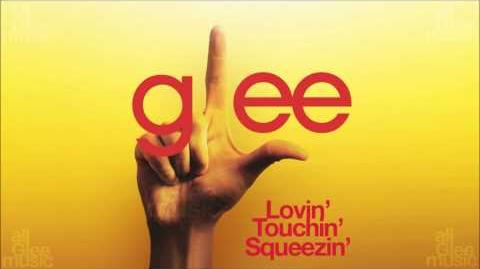 Lovin' Toucin' Squeezin' Glee HD FULL STUDIO