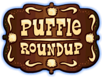 Puffle Roundup Logo