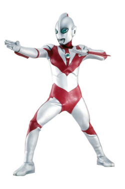 Ultraman Pwered