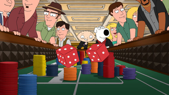 Family Guy Season 11 Episode 21 Roads to Vegas