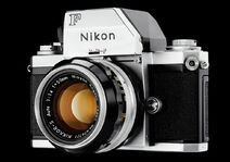 Nikon F FTN Camera Austin Calhoon Photograph