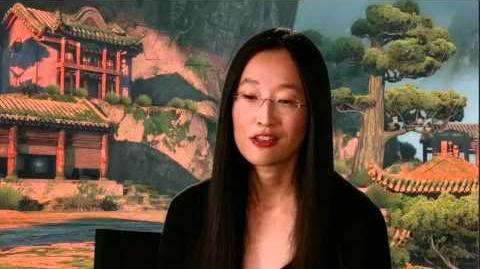 Jennifer Yuh Nelson - KFP2 interview