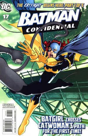 Cover for Batman Confidential #17 (2008)