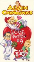 A&TC Love Potion, No. 9 VHS Cover