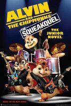 The Squeakquel The Junior Novel Book Cover