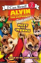 A&TC The Squeakquel Meet the 'Munks Book Cover