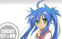 62298 Anime Anime - Lucky Star Wallpaper