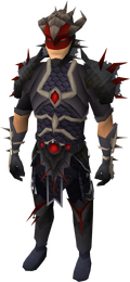 Royal d'hide armour equipped male