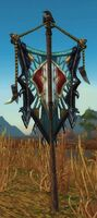 Darkspear Rebellion banner in Barrens